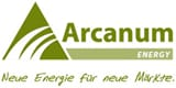Logo ARCANUM Energy Management GmbH