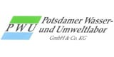 Logo PWU Potsdamer Wasser- und Umweltlabor GmbH &amp; Co. KG