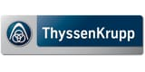 Logo ThyssenKrupp GfT Gleistechnik GmbH