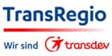 Logo trans regio Deutsche Regionalbahn GmbH