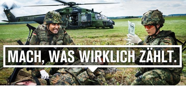 Arzt bundeswehr  Karriere als Offizier und Arzt (m/w) - Job bei Bundeswehr in keine ...