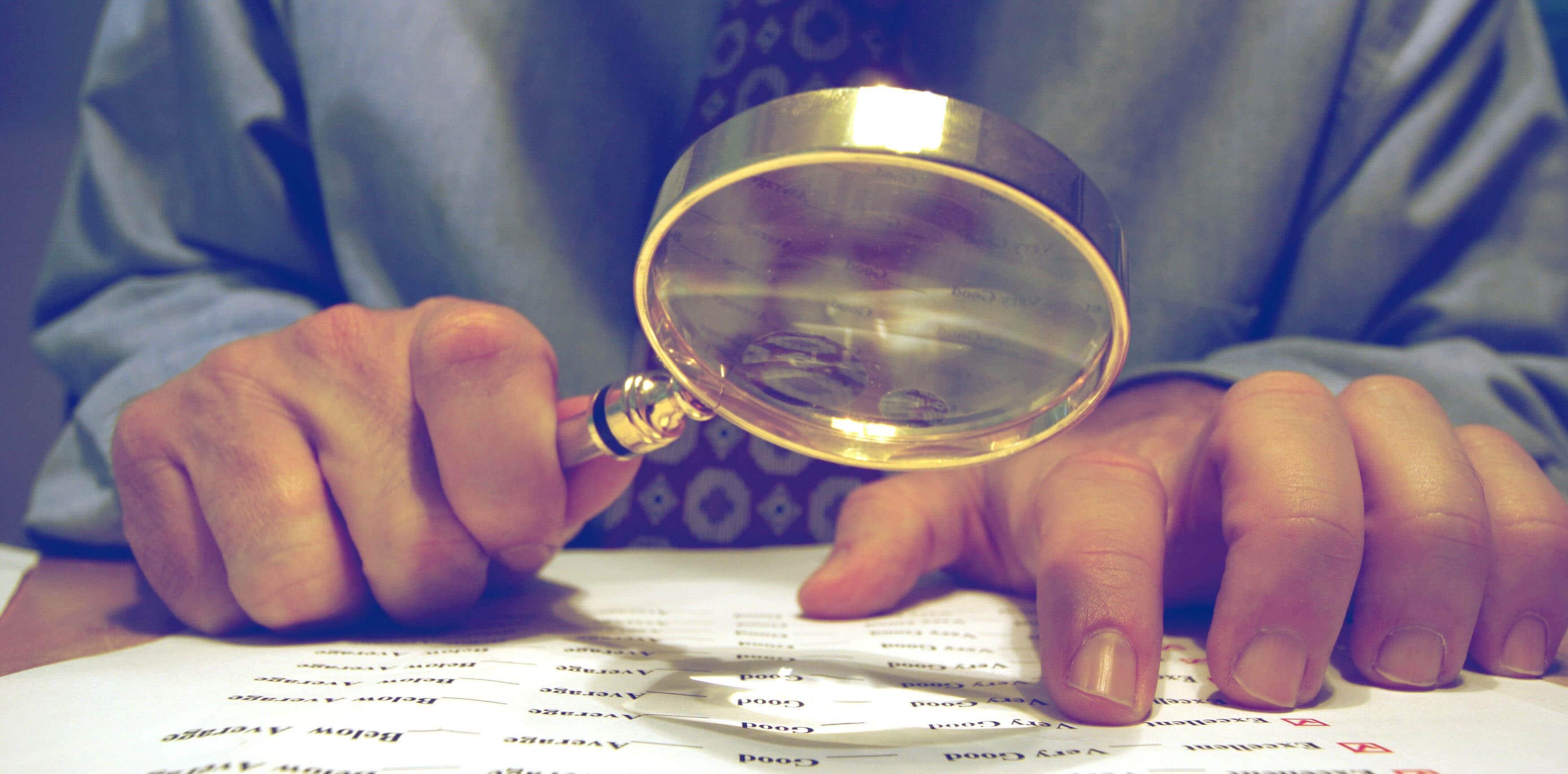Checkliste für Ihr Arbeitszeugnis