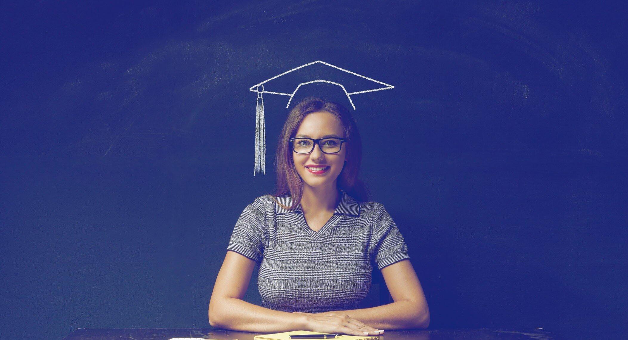 Absolventen auf der Jobsuche