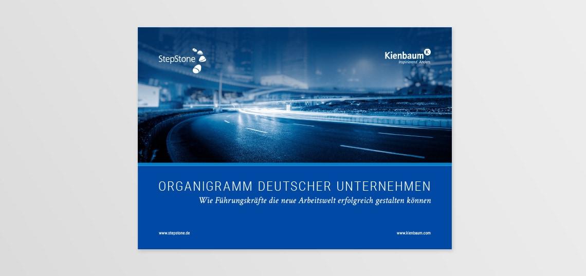 Organigramm Deutscher Unternehmen II