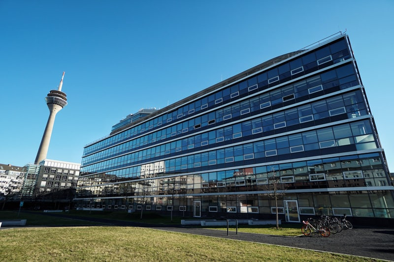 Silvers - StepStone headquarter in Düsseldorf, Germany