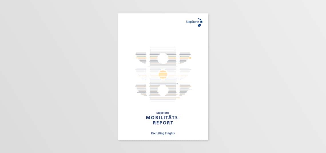 StepStone Mobilitätsreport