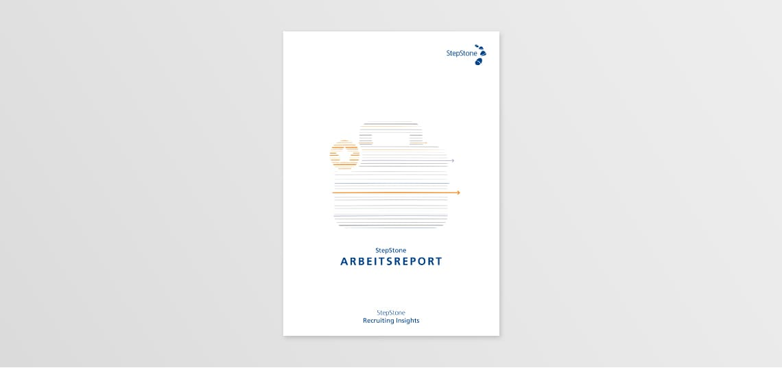 StepStone Arbeitsreport