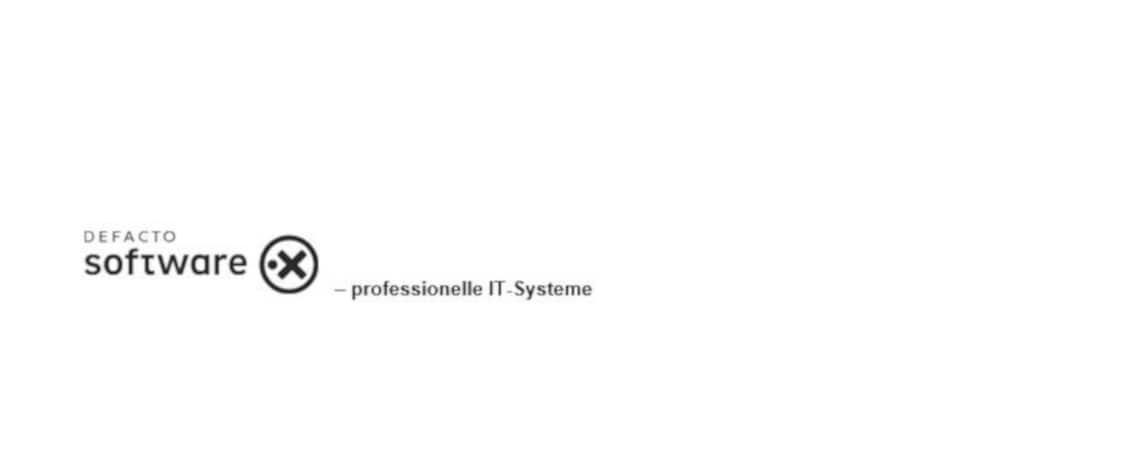 Software Developer Mw Job Bei Defacto Software Gmbh In Erlangen
