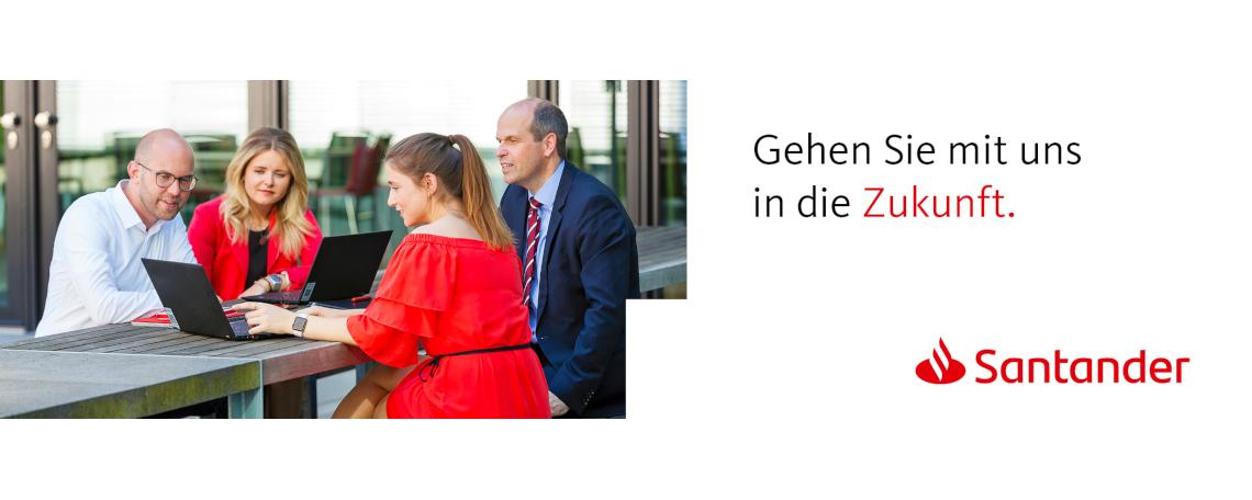 Bankkaufmann (w/m/d) als Vermögensberater - Job bei Santander ...