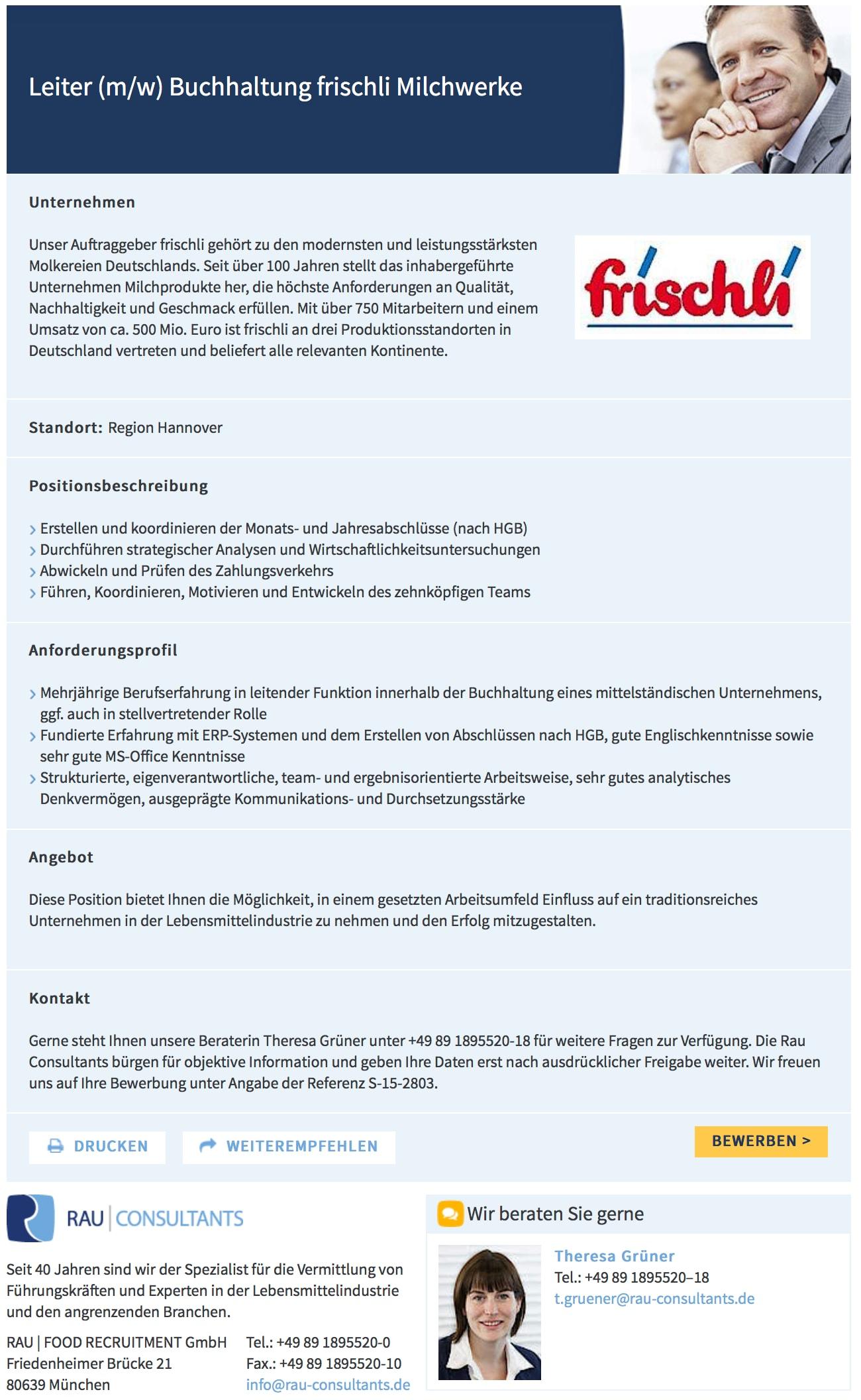 Nett Erfahrung Buchhalter Nimmt Wieder Auf Galerie - Beispiel ...